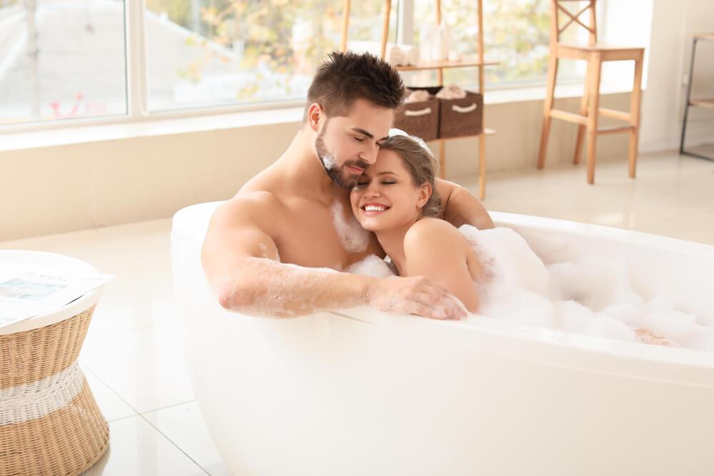 完全防水でお風呂でも楽しめちゃう